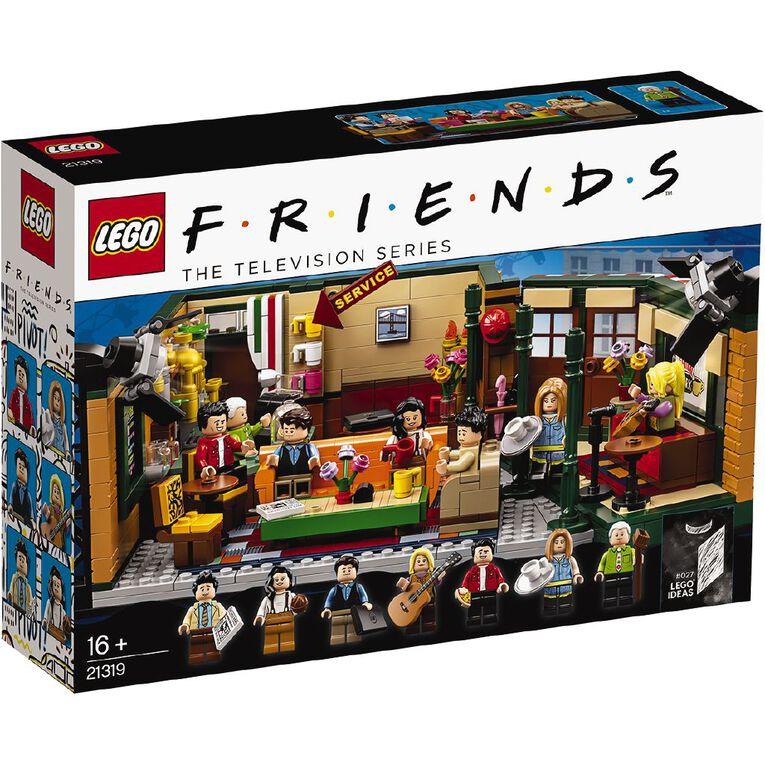 LEGO Ideas Friends Central Perk 21319, , hi-res