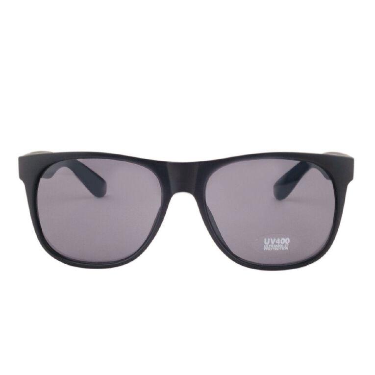 Beach Works Unisex Sunglasses, Black, hi-res