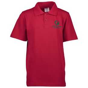 Schooltex Oaklands School Short Sleeve Polo with Embroidery