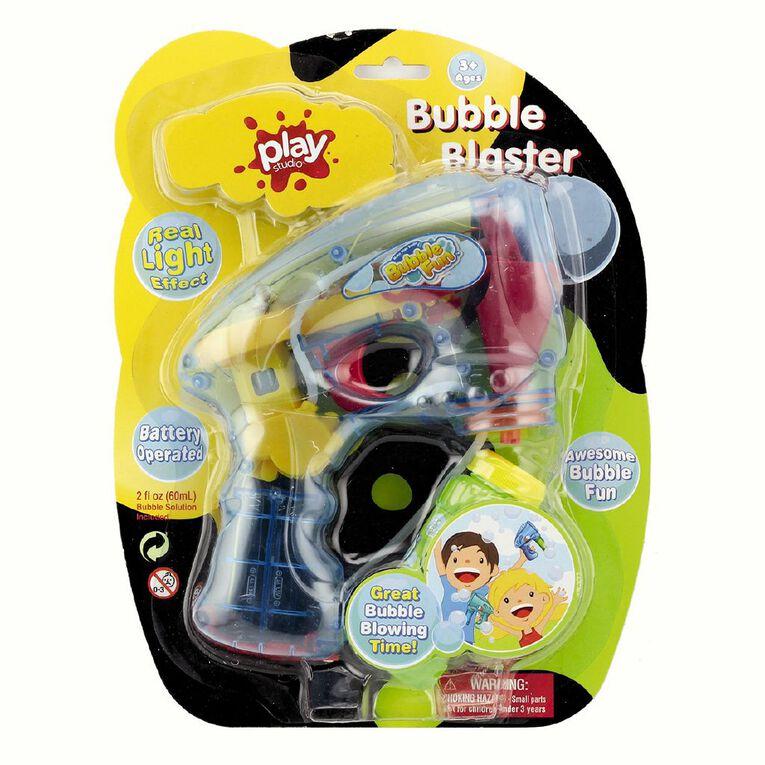 Play Studio Bubble Blaster 60ml Assorted, , hi-res