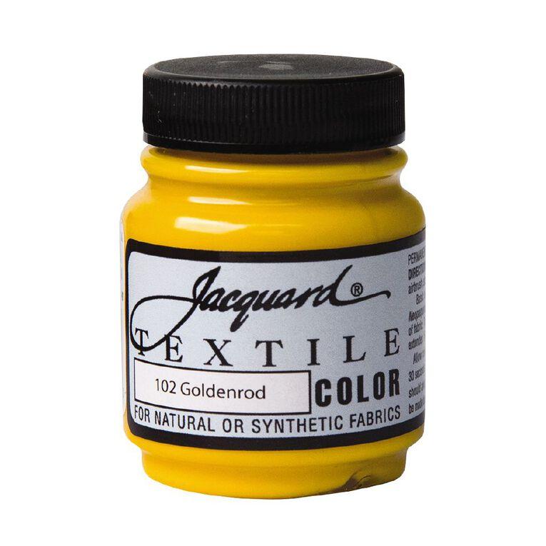 Jacquard Textile Colours 66.54ml Goldenrod, , hi-res