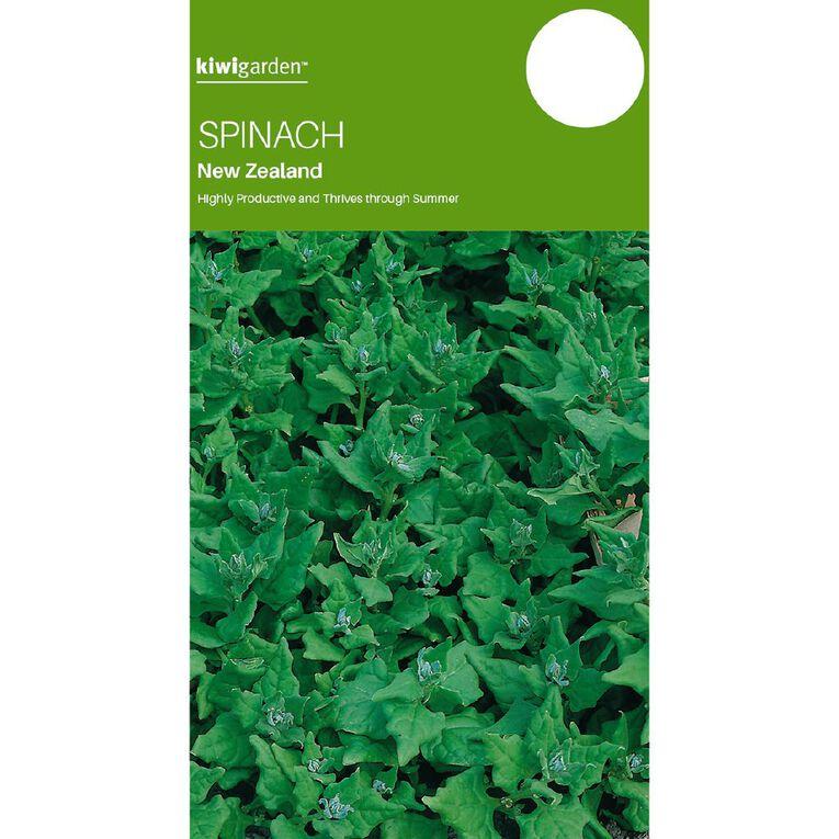 Kiwi Garden Spinach New Zealand, , hi-res
