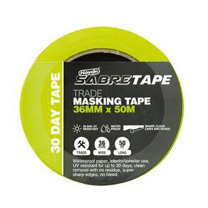 Haydn Sabre Tape Green 36mm