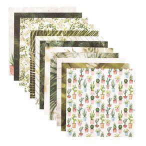 Uniti Plant Lady Paper Pad 6x6 Inch