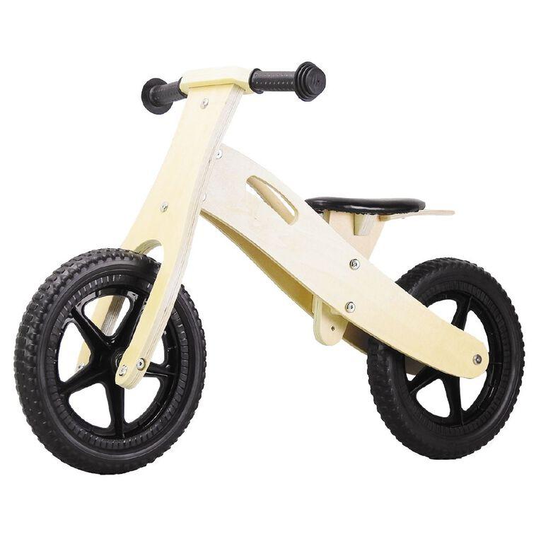 Milazo Wooden Balance Bike, , hi-res