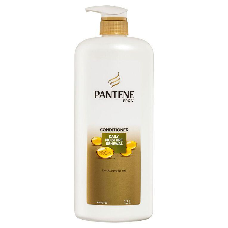 Pantene Pro-V Daily Moisture Renewal Conditioner 1.2L, , hi-res