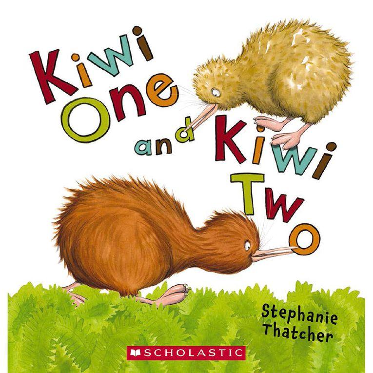 Kiwi One and Kiwi Two by Stephanie Thatcher, , hi-res