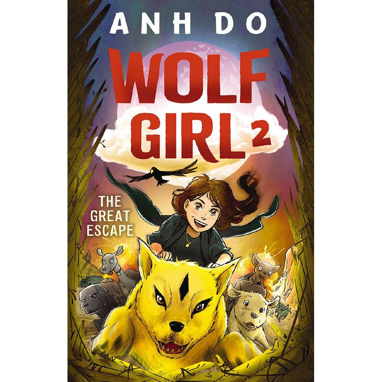 Wolf Girl #2 The Great Escape by Anh Do, , hi-res