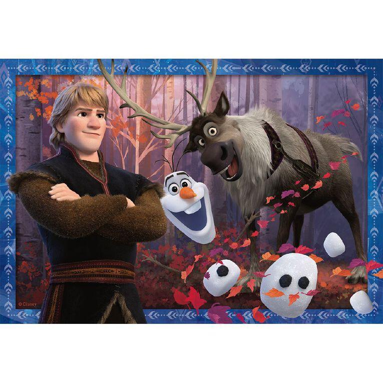 Ravensburger Frozen 2 Frosty Adventures 2x24 Piece Puzzle, , hi-res