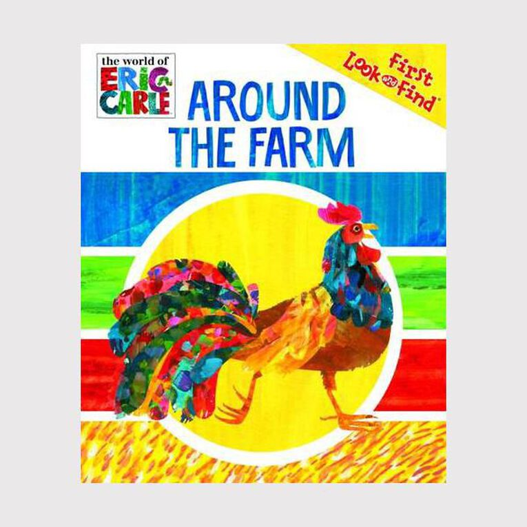 My First Look & Find: Eric Carle, , hi-res