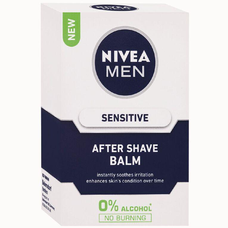 Nivea For Men Sensitive Post Shave Balm 100ml, , hi-res