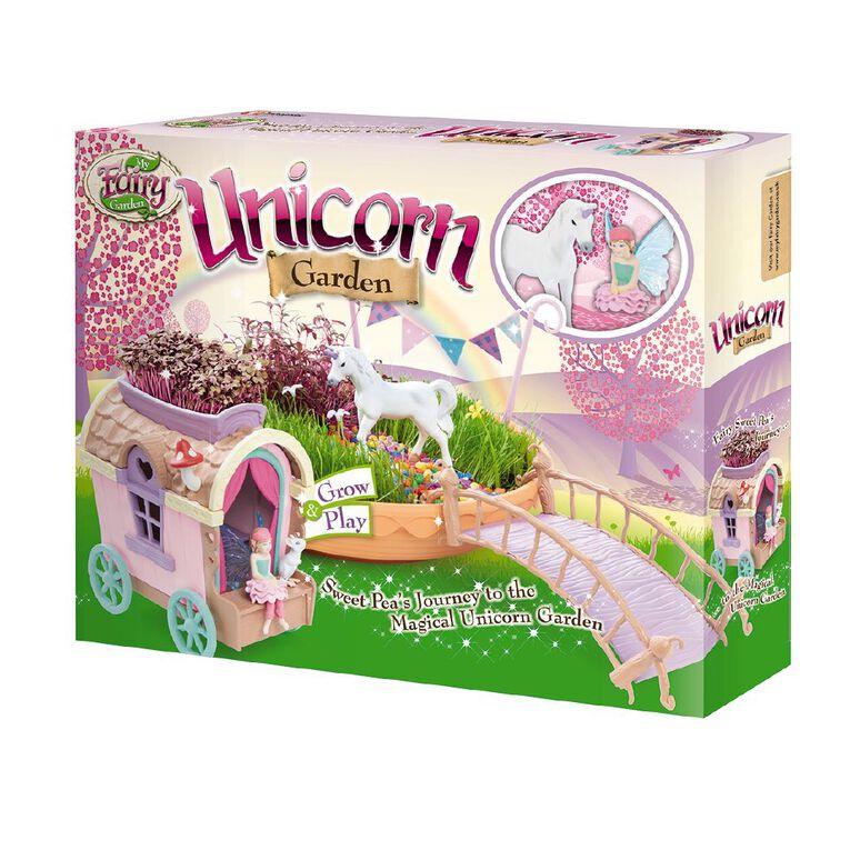 My Fairy Garden Unicorn, , hi-res