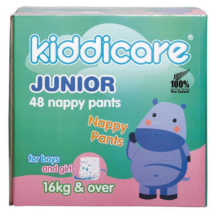 Kiddicare Jumbo Box Nappy Pants Junior 48s, , hi-res