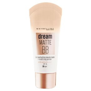 Maybelline Dream Matte BB Cream Light/Medium