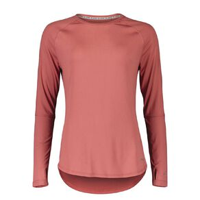 Active Intent Women's Long Sleeve Colour Block Tee