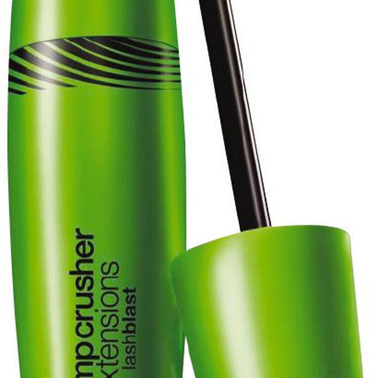 Covergirl Clump Crusher Extensions Mascara Very Black, , hi-res