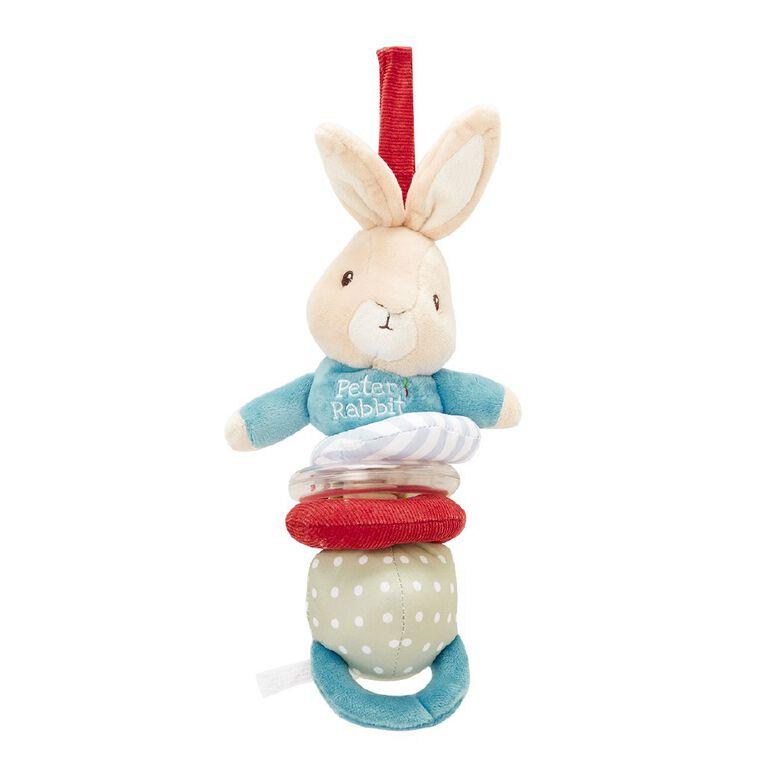 Peter Rabbit Beatrix Potter Jiggle Toy, , hi-res