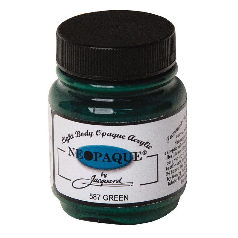 Jacquard Neopaque 66.54ml Green, , hi-res