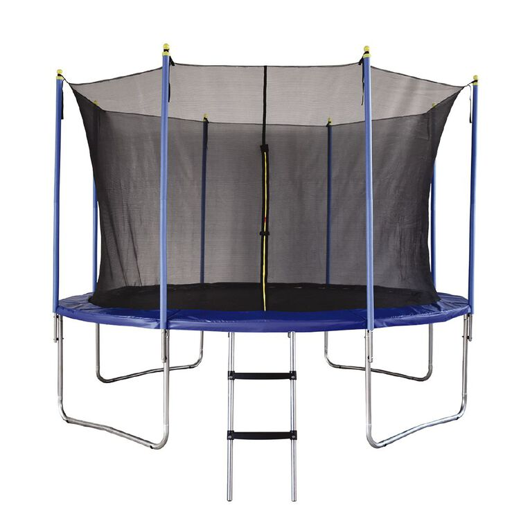 Active Intent Play Trampoline 12ft With Ladder, , hi-res