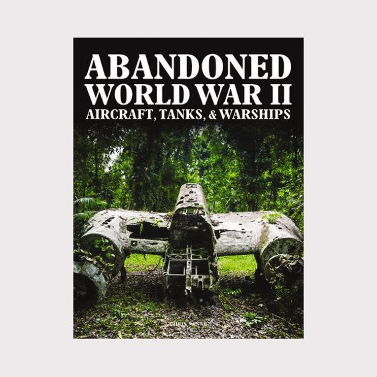 Abandoned WWII Weapons, , hi-res