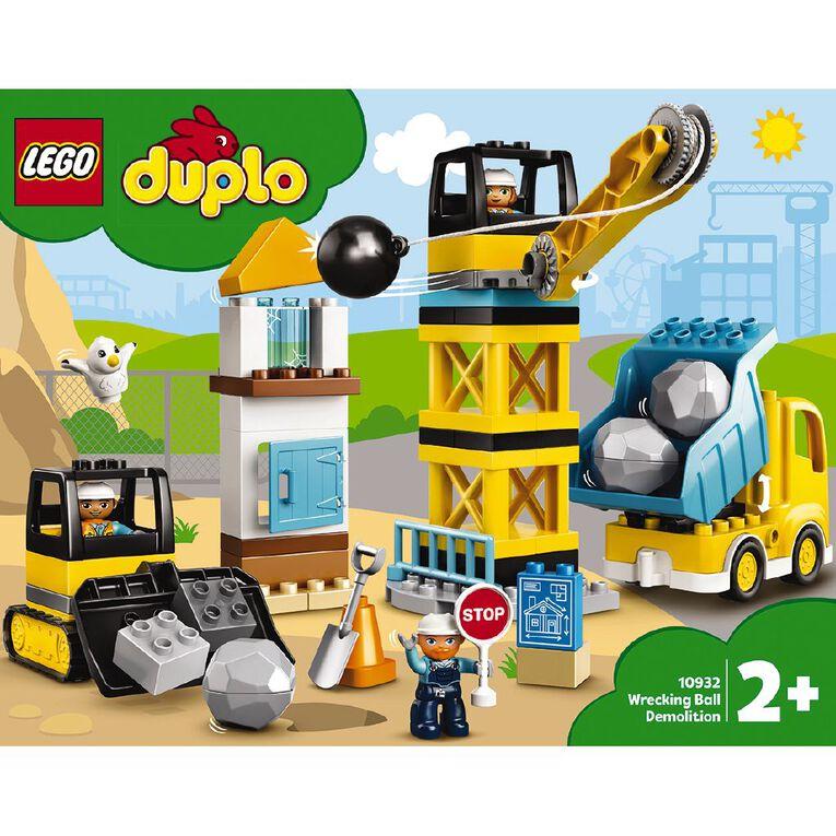 LEGO DUPLO Wrecking Ball Demolition 10932, , hi-res