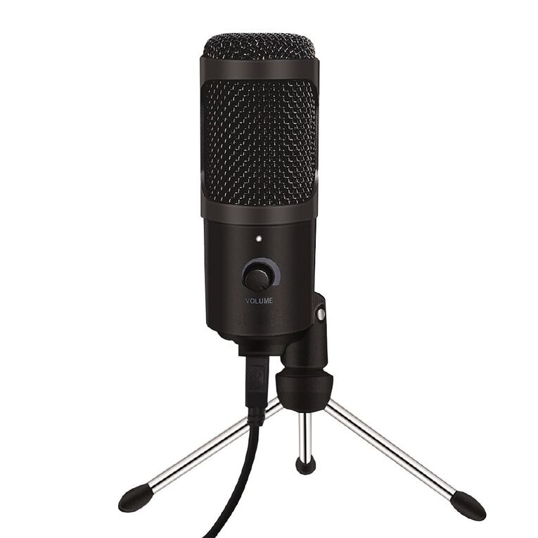 Playmax Streamcast USB Condenser Microphone, , hi-res