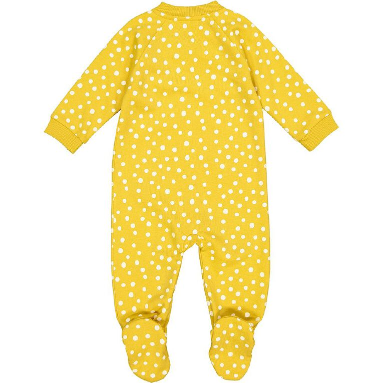 Young Original Baby Snuggly All In One, Yellow Mid, hi-res