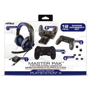 NYKO PS4 Master Pak