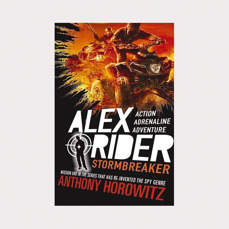 Alex Rider Mission #1 Stormbreaker by Anthony Horowitz, , hi-res