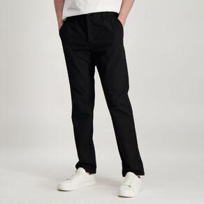 H&H Men's Flat Front Classic Pants