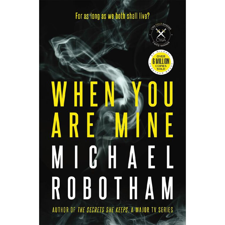 When You Are Mine by Michael Robotham, , hi-res
