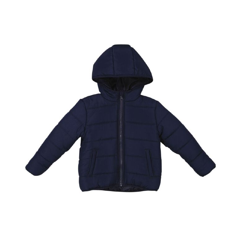 Young Original Candy Puffer Jacket, Blue Dark, hi-res