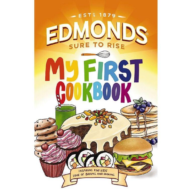 Edmonds My First Cookbook, , hi-res
