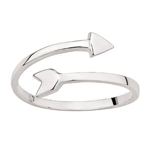 Sterling Silver Arrow Ring