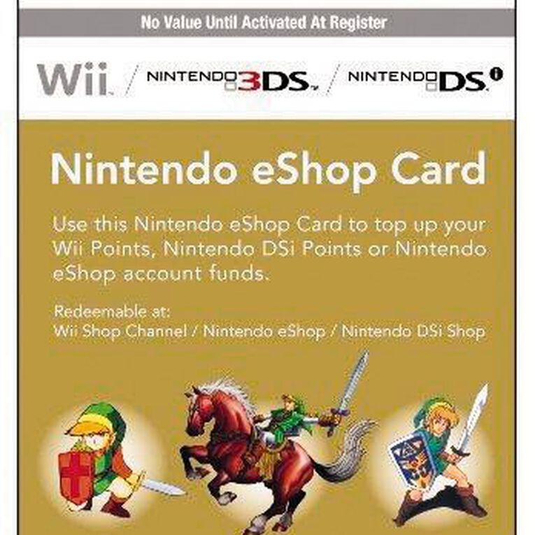 Nintendo $30 Network Card, , hi-res image number null