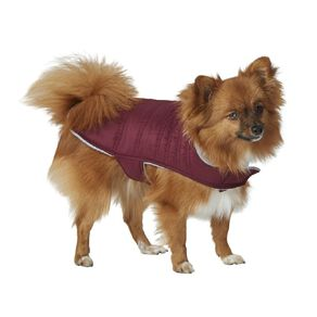 Simply Dog Red Reversible Classic Jacket S