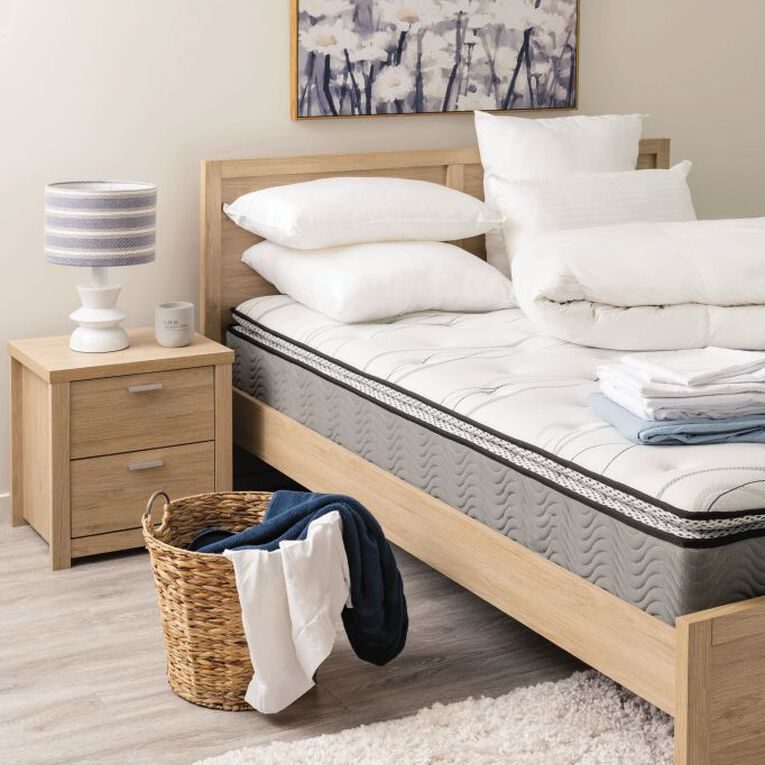 Living & Co Plush Pillow Top Mattress Queen, , hi-res