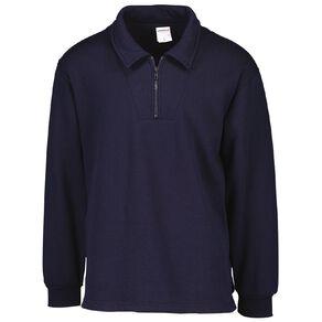 Schooltex Kids' Zip Fleece Tunic