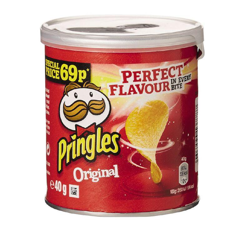 Pringles Original 40g, , hi-res
