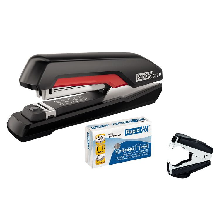 Rapid S17 Stapler Value Pack, , hi-res