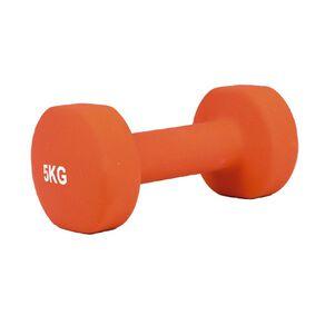 Active Intent Fitness Neoprene Dumbbell 5kg