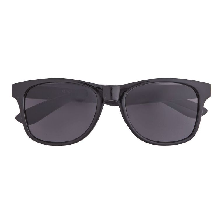 H&H Essentials Unisex Sunglasses, Black, hi-res