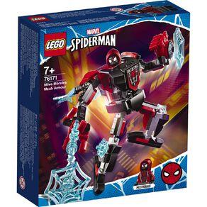 LEGO Marvel Super Heroes Miles Morales Mech Armor 76171