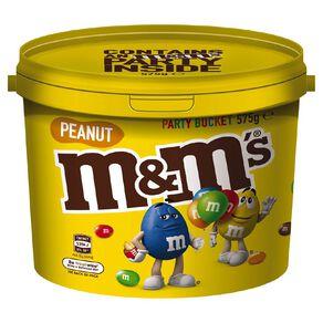 M&M's Peanut Bucket 575g