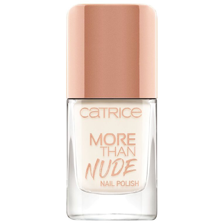 Catrice More Than Nude Nail Polish 10, , hi-res image number null