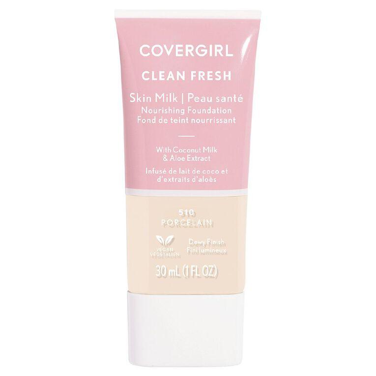 Covergirl Clean Fresh Skin Milk Porcelain 510 30ml, , hi-res