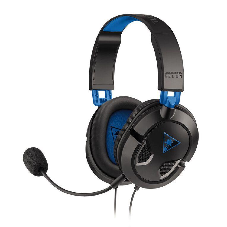 Turtle Beach Headset Recon 50P PS4 Black, , hi-res