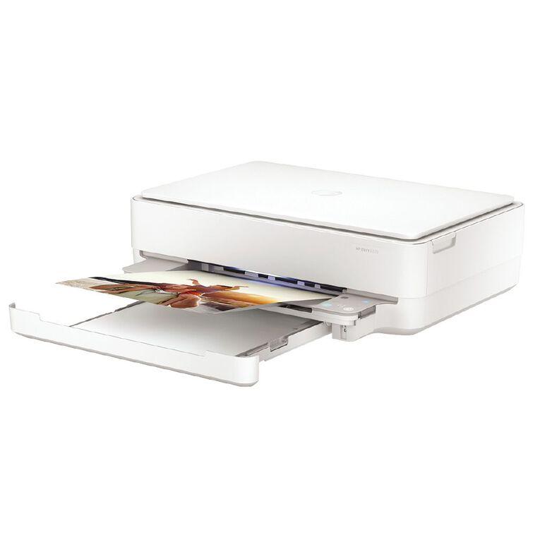 HP ENVY 6020 Printer All-in-One Printer White, , hi-res