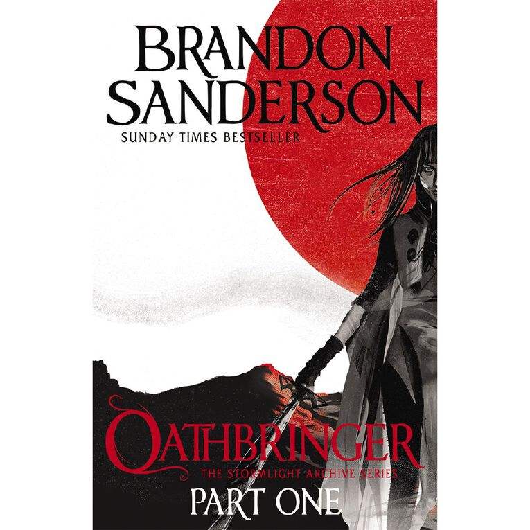 The Stormlight Archive: Oathbringer Part One by Brandon Sanderson, , hi-res