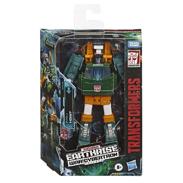 Transformers Generations WFC Deluxe Assorted, , hi-res